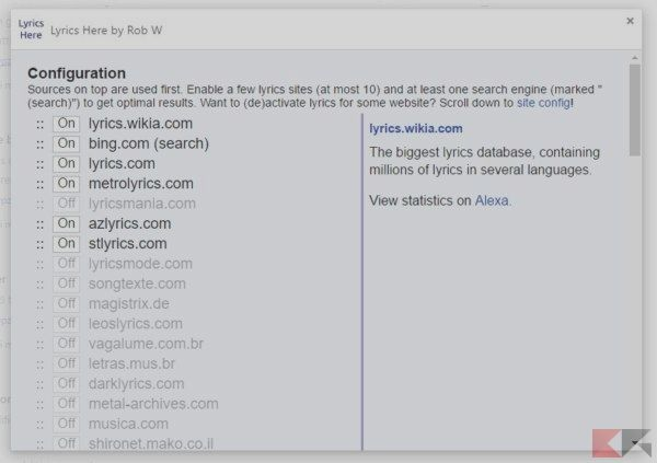 How to view the lyrics of the songs on YouTube (an