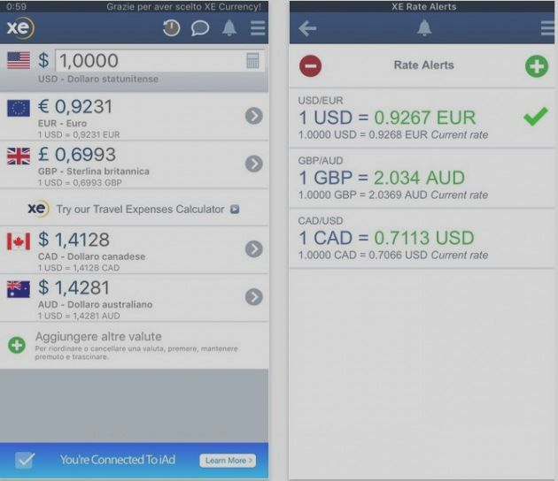 Xe Currency Is A Complete Lication That Lets You Convert Quickly And Always Up To Date Currencies Around The World Also Available For Conversions