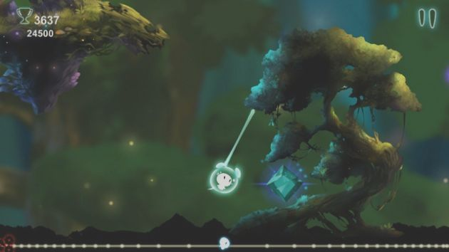 Flying Slime: exciting action game with 2D graphic    | BitFeed co