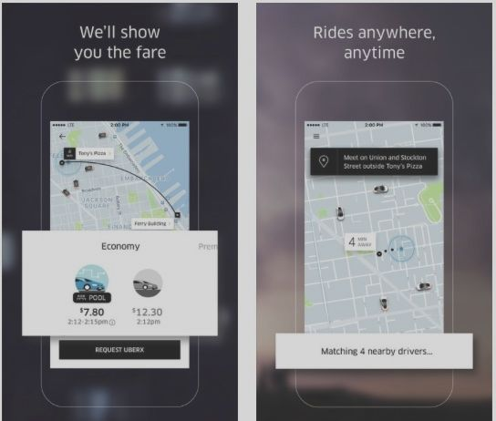 Can You Request A Special Car From Uber