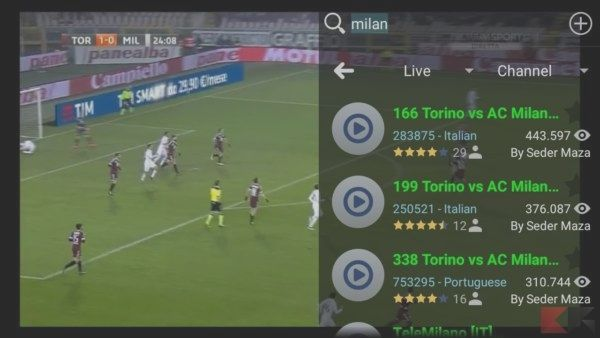 Best app to watch football live stream