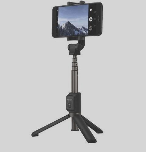 huawei honor the selfie stick with tripod and blu. Black Bedroom Furniture Sets. Home Design Ideas