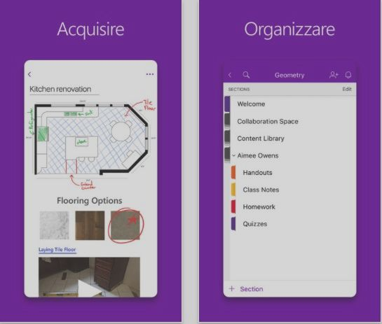 New graphical interface for Microsoft OneNote | BitFeed co