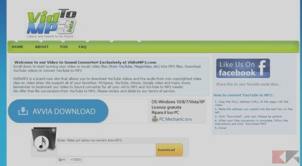 Download and convert Youtube video (MP3)   BitFeed co