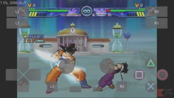 Play! Emulator PlayStation 2 for Android, iOs and