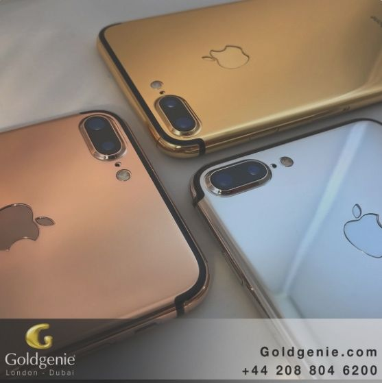 IPhone 8 in (real) gold? You can already pre-order