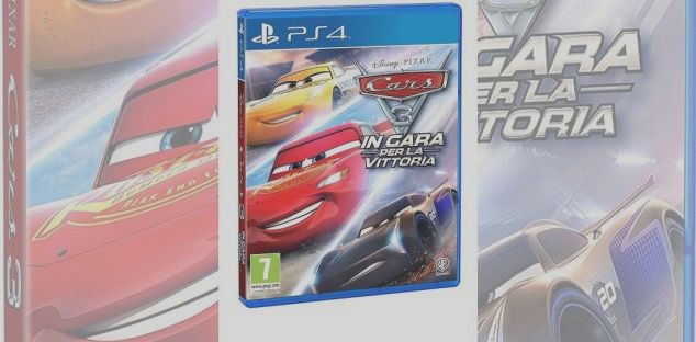 Cars 3 In The Race For The Victory Review Ps4 Bitfeed Co