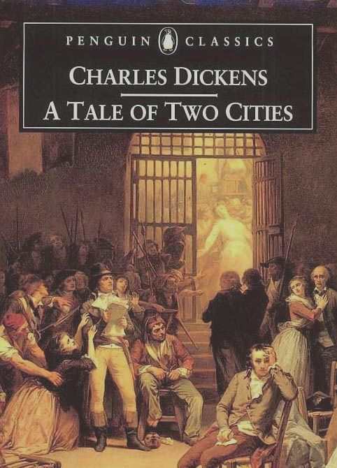 an analysis of the book a tale of two cities by charles dickens Find all available study guides and summaries for a tale of two cities by charles dickens if there is a sparknotes, shmoop, or cliff notes guide, we.