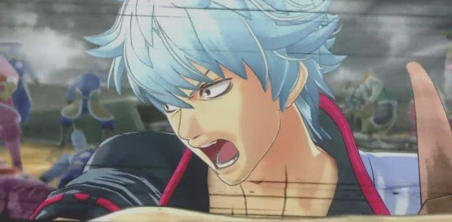 Gintama Rumble: unveiled 2 new trailer and 3 new p