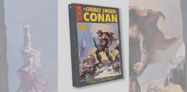 The Savage Sword of Conan Collection 1 | Review | BitFeed co
