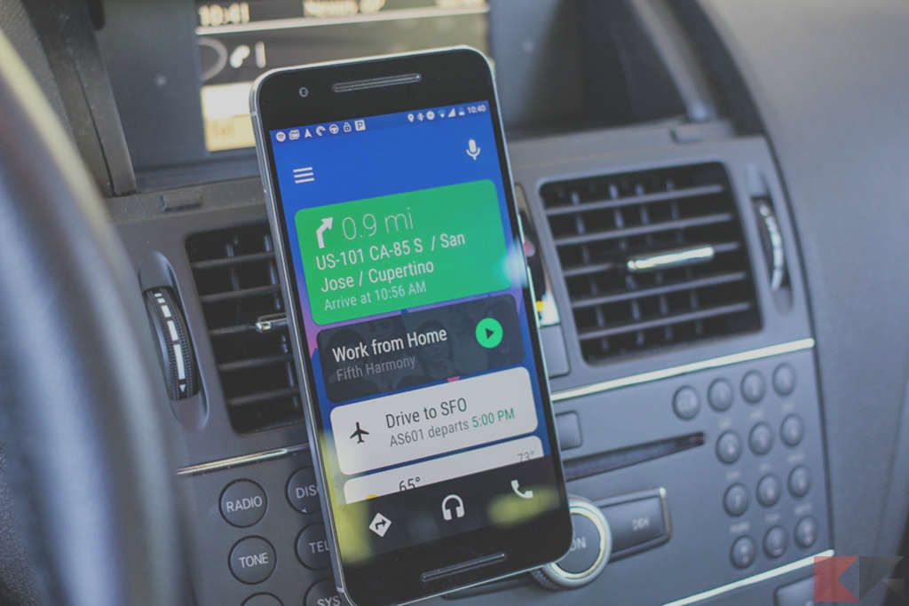 Android Auto vs Apple CarPlay: differences and com