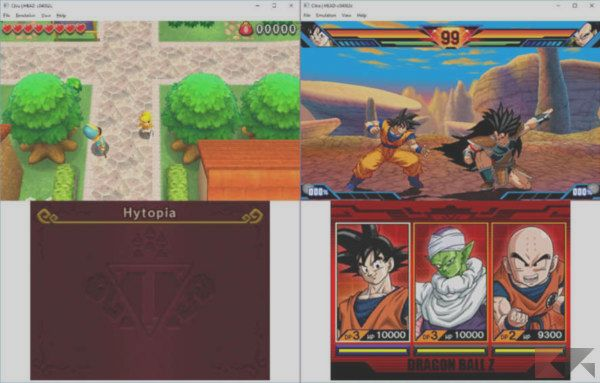 Emulator 3DS for Android: the point of the situati