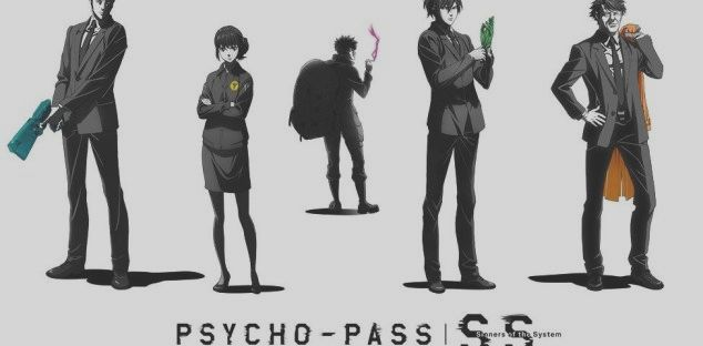 Psycho-Pass, announced the new anime SS – Sinner      BitFeed co