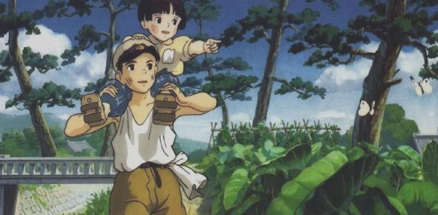 A Grave Of The Fireflies The Poster Reveals A Sa Bitfeed Co