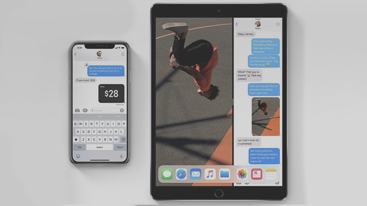 reputable site 308be 5c22a IPhone X and iPad Pro they win the award of Displa... | BitFeed.co