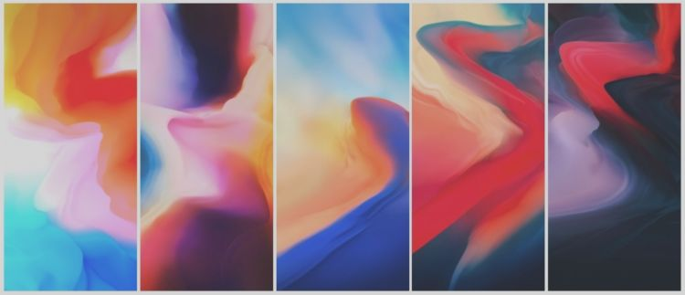 Download the 5 Wallpapers for the OnePlus 6 + the     | BitFeed co