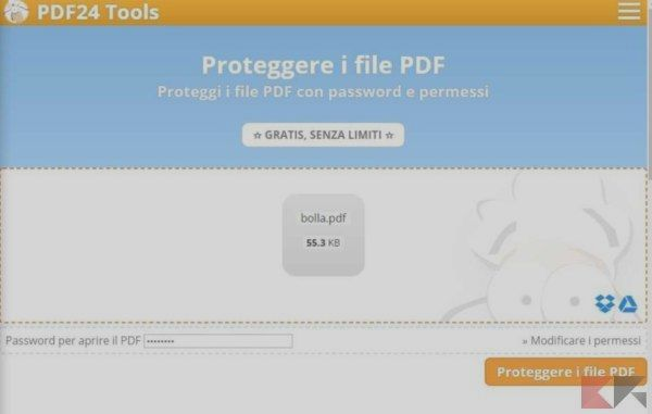 How to protect PDF with password   BitFeed co
