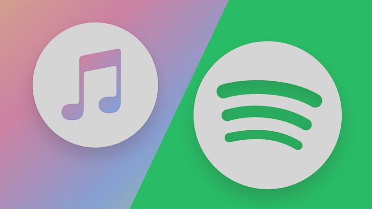 Apple's Music surpasses Spotify in the USA for the