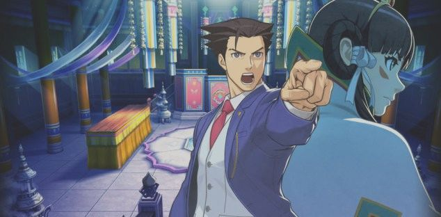 Ace Attorney New Trailer For Season 2 Of The Anim Bitfeed Co