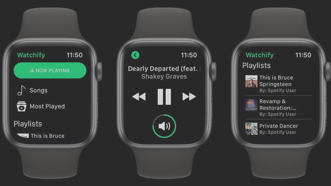 Spotify finally arrives on the Apple Watch, which     | BitFeed co