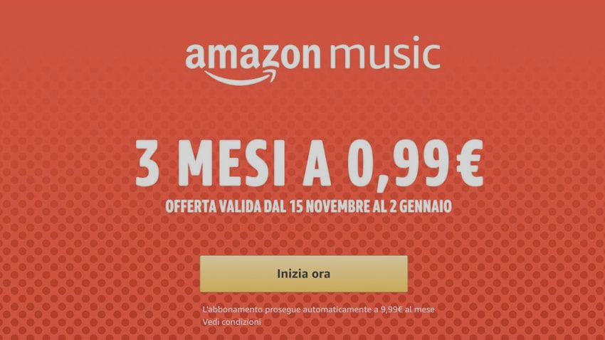 how much does amazon music unlimited cost
