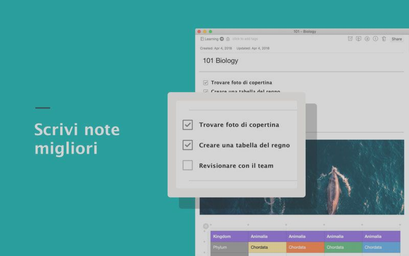 Evernote introduces Dark Mode on iOS and macOS | BitFeed co