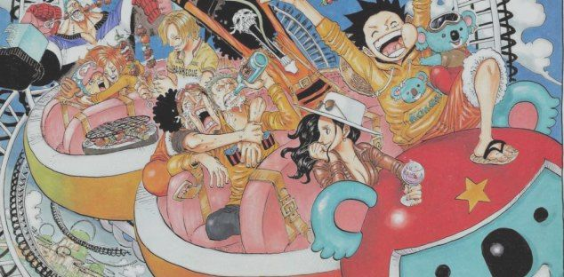 One Piece – Stampede: TRAILER, key visual and th    | BitFeed co