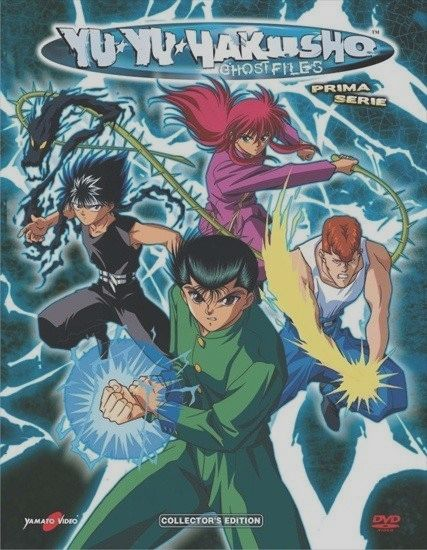 Yamato Video, Yu Yu Hakusho is on Netflix Italy | BitFeed co