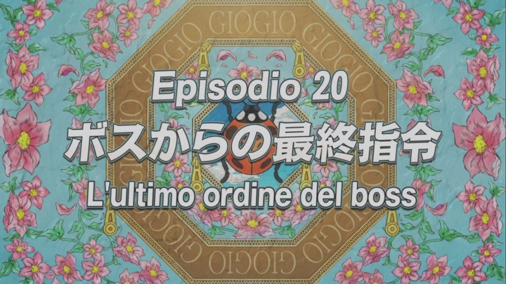 The Bizarre Adventures of JoJo – Wind Gold – E    | BitFeed co