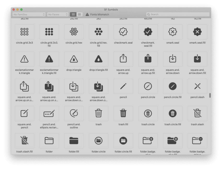 Apple introduces the app SF Symbols and two new Fo