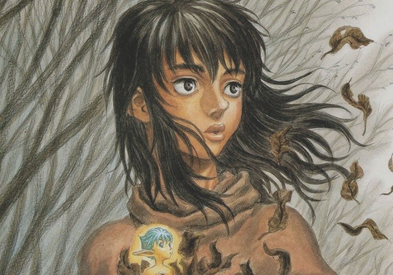 Berserk, the color page of chapter 359 | BitFeed co
