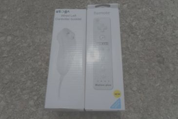 Review Stoga Motion Plus remote controller and Nunchuck for Wii