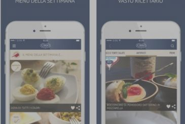 Cirio launches new app for the cooking enthusiasts