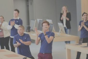 Apple to first place in the American Customer Satisfaction