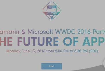 Microsoft organizes the WWDC16 the Afterparty that will be held right after the Apple event