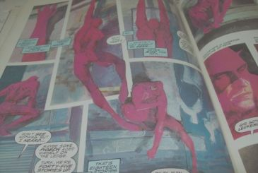 DAREDEVIL: LOVE AND WAR