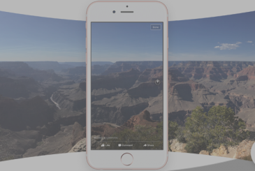 Facebook finally allow you to upload your panoramic photos to 360 degrees [Video]