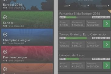 Fantasfida, the new football game with real prizes also arrives on the iPhone