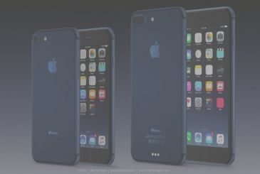 "The iPhone 7 ""Dark Blue"" could be so!"