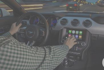 BMW will add support CarPlay on the M3 and M4-2017