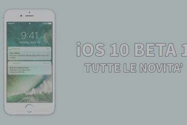 IOS 10 beta 1: all the latest news try a preview!