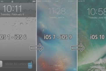 """Goodbye to """"Slide to unlock"""", with iOS 10 you will need to press the Home button"""