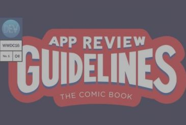 Apple announces new guidelines for the app... in a comic!