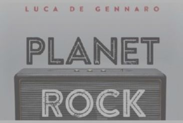 The guys of Planet Rock: the '90s come alive in a book to be read in time to the music