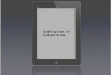 Case iBooks: depart repayments in favour of the customers!