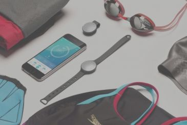 Misfit launches the activity and swim tracker Speedo Shine 2