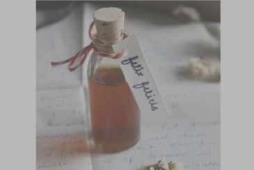 Felix Felicis, the cocktail-potion of the Harry Potter books