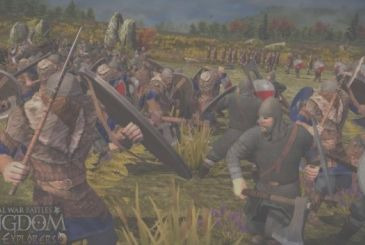 "Available the long-awaited update Viking Explorers to the ""Total War Battles: KINGDOM"""