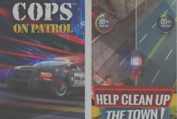 Cops – On Patrol: with you behind the wheel the criminals will have a short life