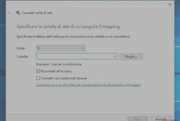 Connect Dropbox as a network drive in Windows